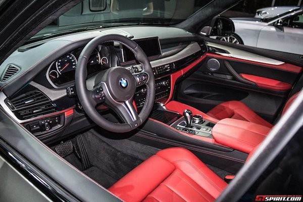 """Bộ đôi BMW X5 M và X6 M cùng nhau """"toả sáng"""" tại Los Angeles ảnh 3"""