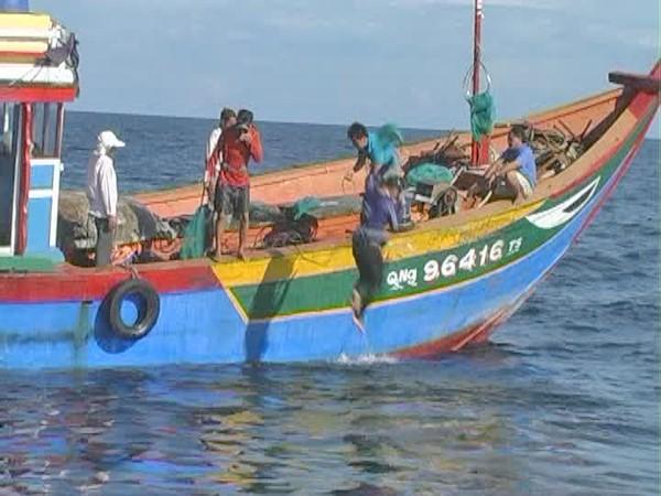 Lặn đánh bắt hải sâm – sinh nghề tử nghiệp ảnh 1