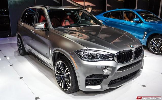 """Bộ đôi BMW X5 M và X6 M cùng nhau """"toả sáng"""" tại Los Angeles ảnh 10"""