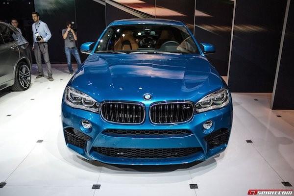 """Bộ đôi BMW X5 M và X6 M cùng nhau """"toả sáng"""" tại Los Angeles ảnh 5"""