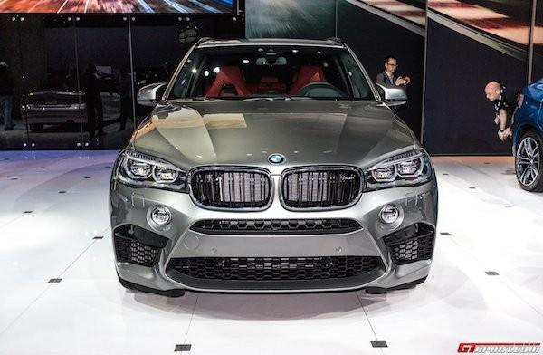 """Bộ đôi BMW X5 M và X6 M cùng nhau """"toả sáng"""" tại Los Angeles ảnh 9"""