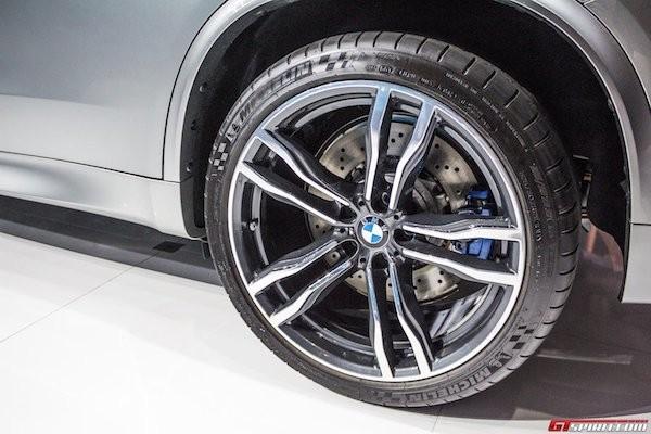 """Bộ đôi BMW X5 M và X6 M cùng nhau """"toả sáng"""" tại Los Angeles ảnh 11"""