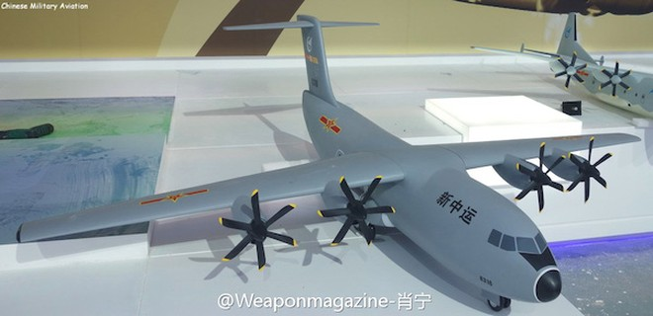Máy bay vận tải Y-30 có thể phổ biến ở các nước châu Á, Phi và Mỹ Latin ảnh 1