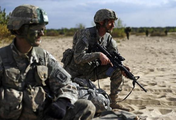 Quân đội Mỹ tiếp tục ở lại Ba Lan và vùng Baltic trong năm tới