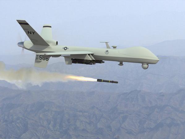 Mỹ sử dụng UAV Predator không kích các mục tiêu khủng bố ở Pakistan