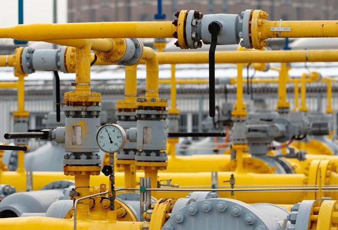 Ukraine lên kế hoạch mua 1 tỷ mét khối khí của Nga vào cuối năm
