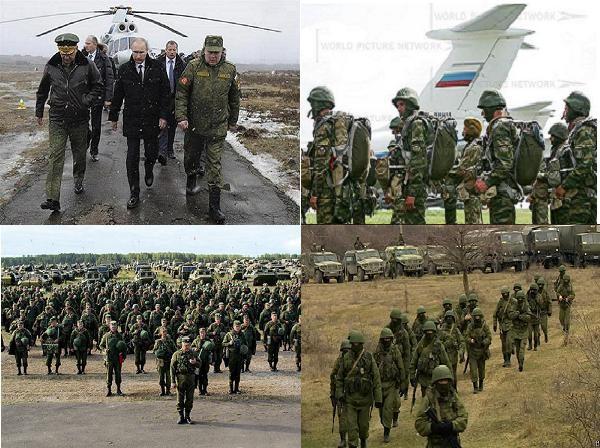 """Tổng thống Nga chuẩn bị ra sắc lệnh """"Sẵn sàng thời chiến"""""""
