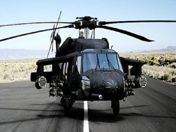 Máy bay Trực thăng UH-60M Black Hawk của Mỹ