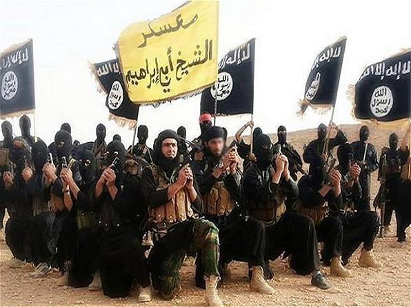 Lực lượng Nhà nước Hồi giáo (IS) tại Iraq và Syria