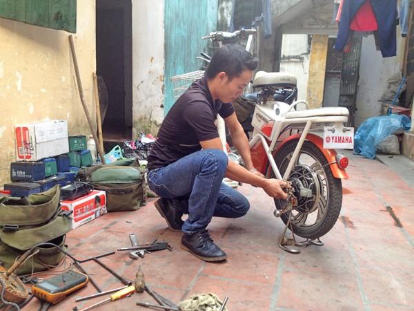 Rất khó tìm nơi sửa khi xe đạp điện bị hỏng