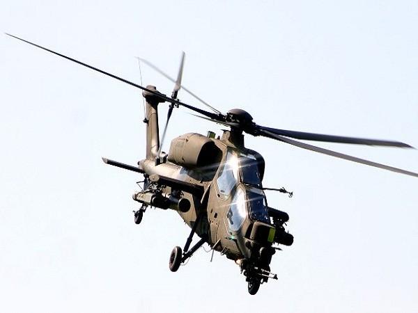 Trực thăng AW129D