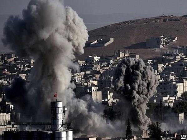 Chiến dịch không kích ở Syria khiến hàng trăm người thương vong