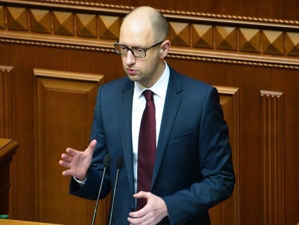 Ông Arseniy Yatsenyuk tiếp tục được chỉ định giữ chức Thủ tướng Ukraine