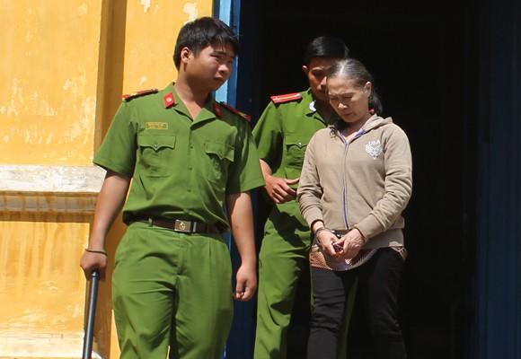Bị cáo Nguyễn Thị Kim Liên được tòa xem xét giảm 4 năm tù