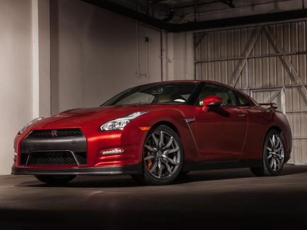 GT-R 2015 sẽ được nâng cấp một vài chi tiết nhằm tăng cường hiệu năng