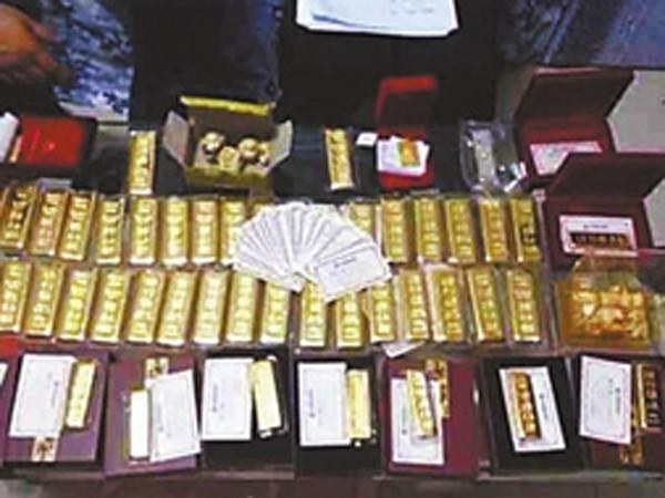Số vàng phát hiện tại nhà ông Mã Siêu Quần