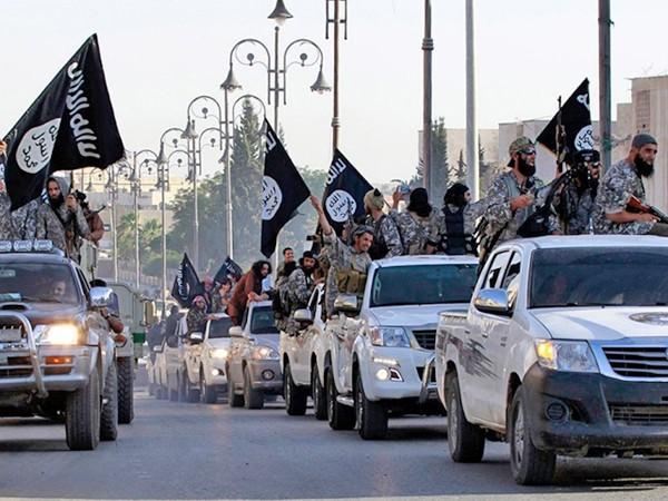 Lực lượng IS vẫn đang chiếm giữ những khu vực rộng lớn tại Syria và Iraq