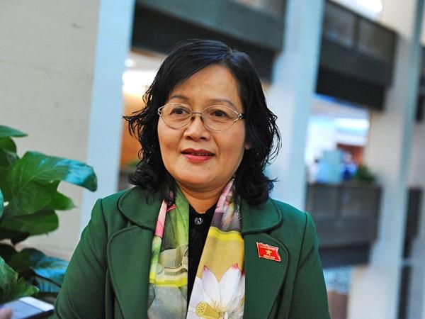 - Bà đánh giá thế nào về nhu cầu sử dụng ô tô điện ở Việt Nam?