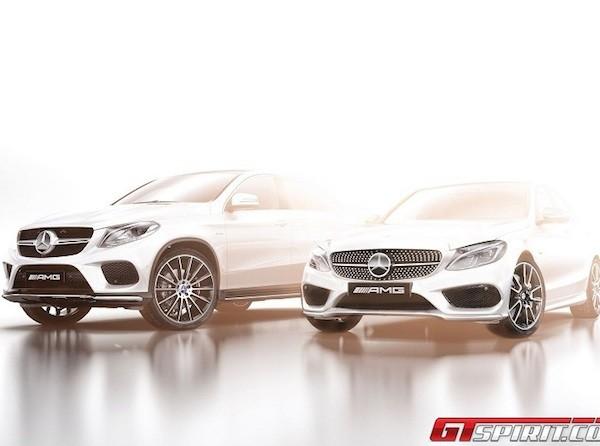 GLE Coupe và C450 AMG Sport