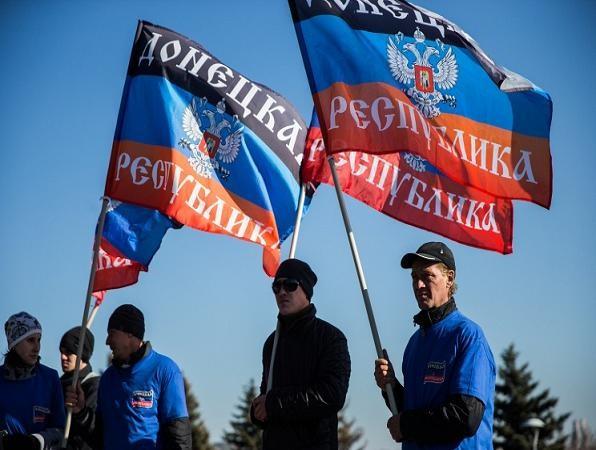 Donetsk bắt đầu vận động các nước công nhận nền độc lập