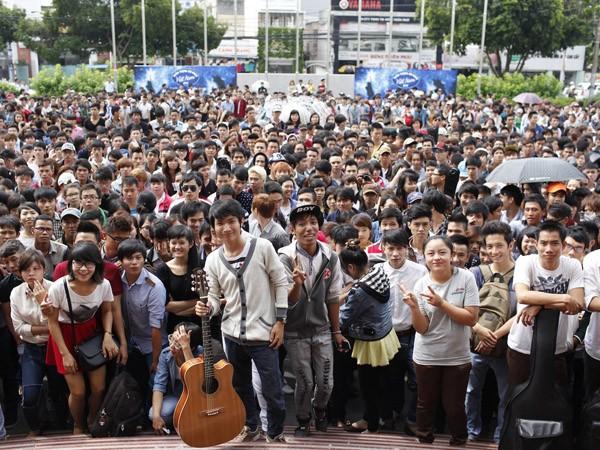 Vietnam Idol mùa thứ sáu chính thức khởi động ảnh 1