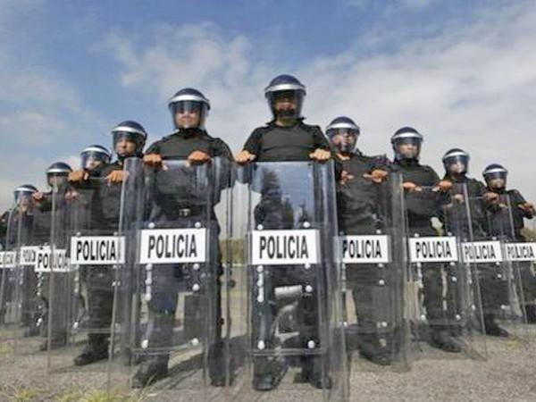 Cảnh sát liên bang sẽ được tăng cường đến các khu vực thường xuyên xảy ra bạo lực