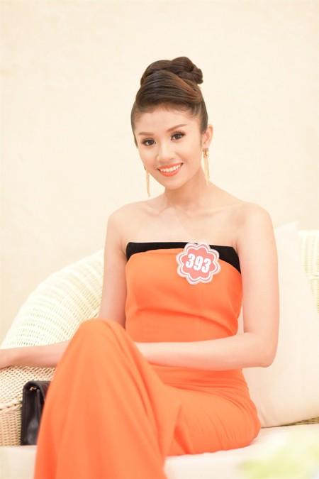 Thí sinh Hoa hậu Việt Nam 2014 lộng lẫy trong trang phục dạ hội ảnh 8