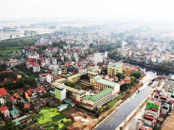 Tốc độ đô thị hóa nhanh tạo ra áp lực lớn cho vấn đề bảo vệ môi trường