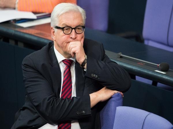 Ngoại trưởng Đức Frank-Walter Steinmeier