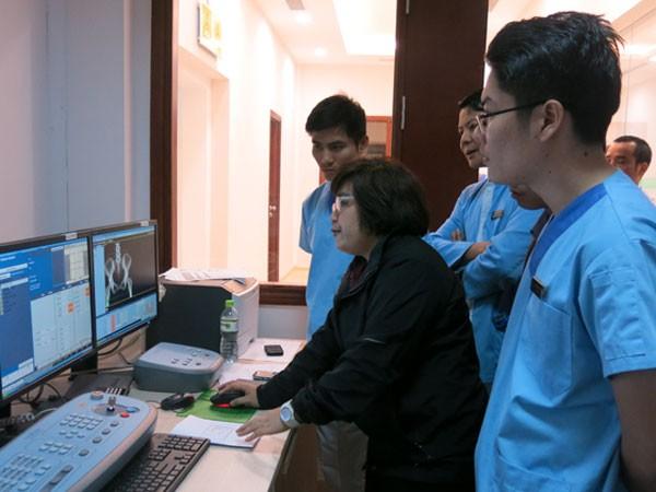 Vinmec trang bị máy xạ trị ung thư hiện đại nhất Việt Nam ảnh 1