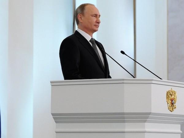 Tổng thống Putin tuyên bố biện pháp cứu nguy kinh tế Nga ảnh 1