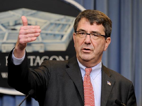 Cựu Thứ trưởng Quốc phòng Mỹ Ashton Carter