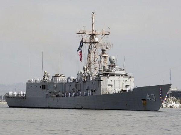 Tàu hộ vệ lớp Perry của Mỹ