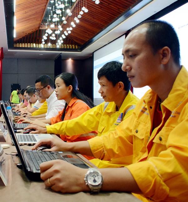 Công tác An toàn vệ sinh lao động tại PV GAS đi vào thực chất và phát huy hiệu quả