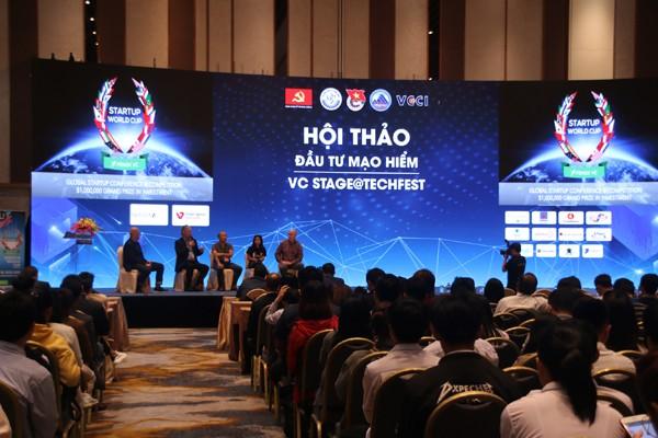 Sôi động cùng sự kiện Techfest Việt Nam 2018 tại thành phố Đà Nẵng