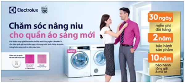 Trung Tâm Bảo Hành Máy Giặt Electrolux Uy Tín Tại Hà Nội