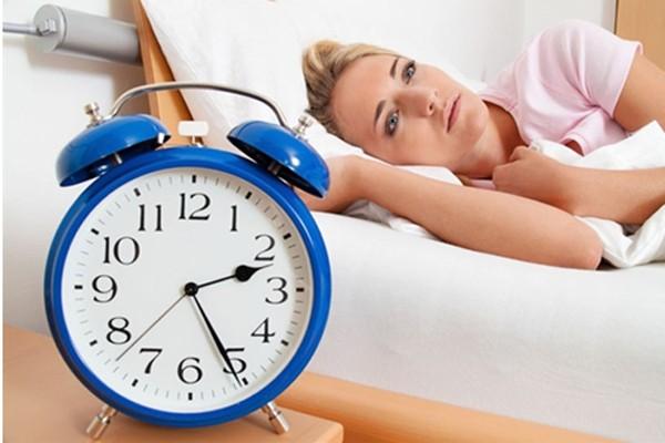 Mất ngủ là triệu chứng dễ nhận biết nhất khi mắc suy nhược thần kinh