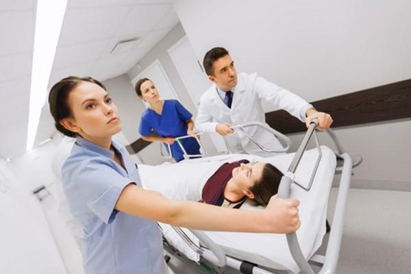 Một số người bệnh có biểu hiện nhồi máu cơ tim cần được cấp cứu kịp thời