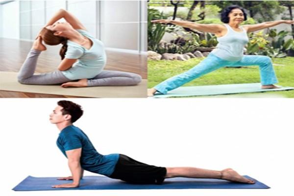 Tập thể dục thường xuyên giúp cải thiện cơn đau nhức