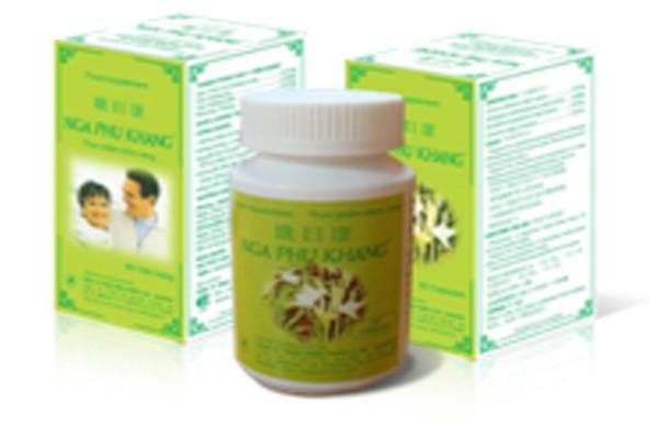 Sản phẩm thảo dược hỗ trợ điều trị u xơ tử cung, u nang buồng trứng