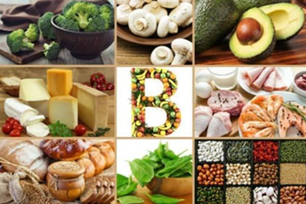 Người bị suy thận nên bổ sung thực phẩm giàu vitamin B