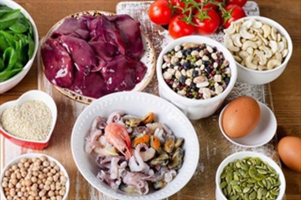 Thực phẩm giàu kẽm giúp tăng cường thính lực
