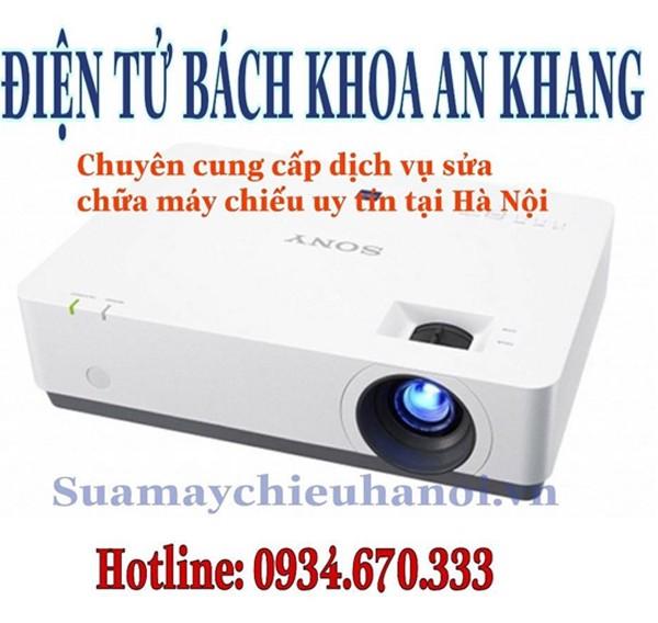 Địa chỉ sửa máy chiếu uy tín tại Hà Nội