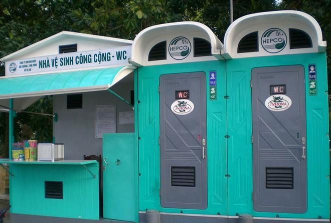 Sự cần thiết của dịch vụ nhà vệ sinh di động
