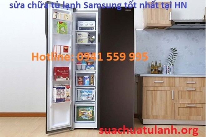 Sửa tủ lạnh Samsung tốt nhất tại Hà Nội