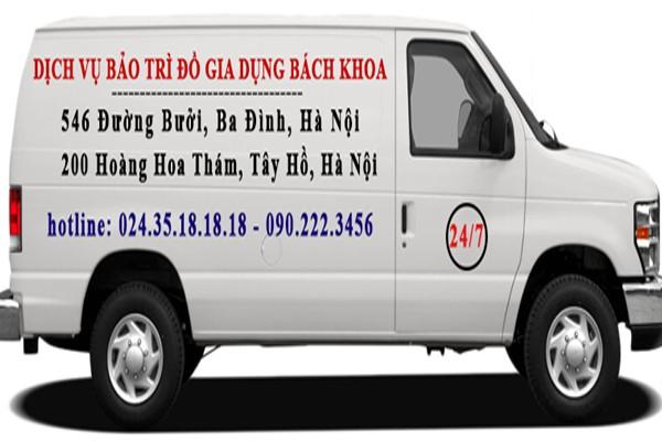 Top 10 địa chỉ sửa chữa, bảo dưỡng, lắp đặt điều hòa, bình nước nóng và đồ gia dụng tại Hà Nội
