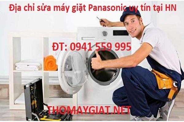 Địa chỉ sửa máy giặt Panasonic uy tín tại Hà Nội
