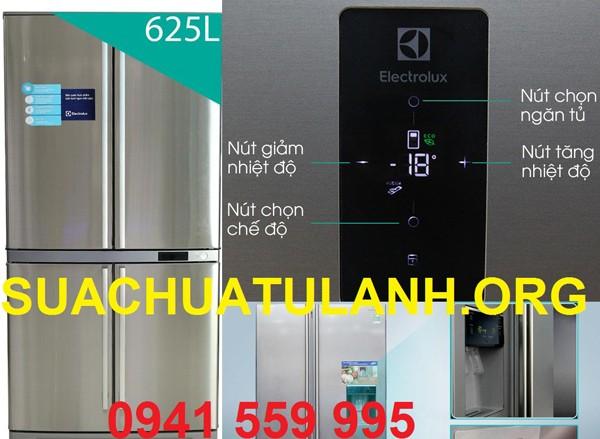 Sửa chữa tủ lạnh Electrolux tại Hà Nội