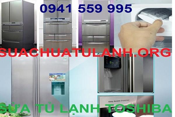 Sửa chữa tủ lạnh Toshiba tại Hà Nội