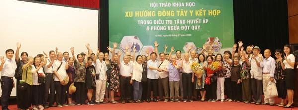 Hội nghị khoa học với giải pháp mới trong điều trị bệnh tăng huyết áp và dự phòng đột quỵ